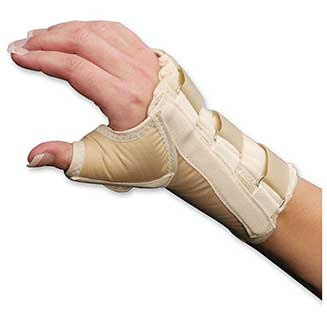 wrist brace for CTS